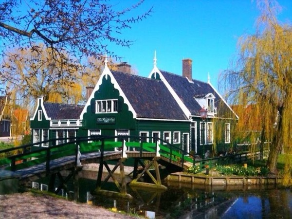 Holland Bike Adventure (full day/8 hours private tour)
