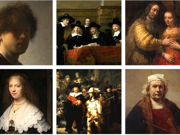 Rembrandt and the Golden Age walking tour & Rijksmuseum (4 hours private tour)
