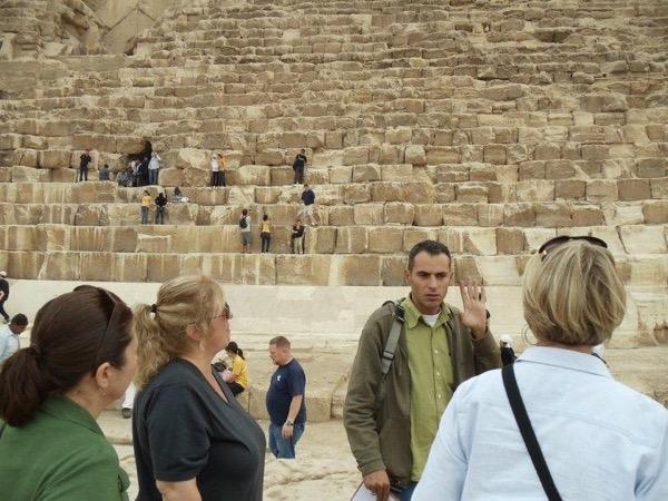 Giza Pyramids Private Tour