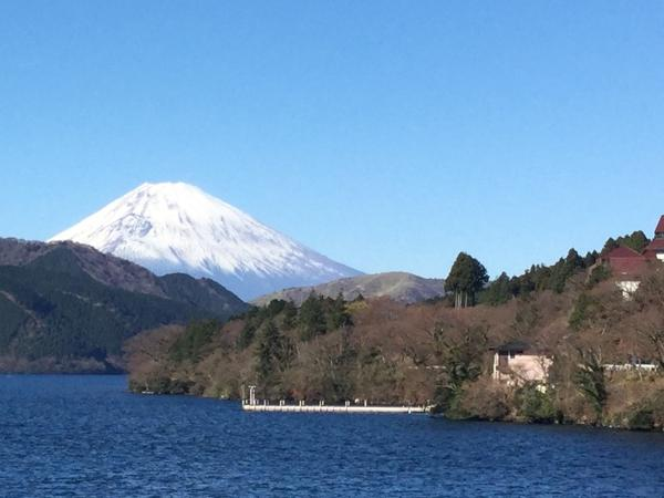 Hakone one day Private tour from Tokyo by public transportation
