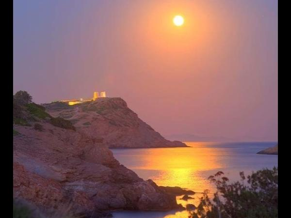 Private tour of Cape Sounion and transfer to Athens Airport