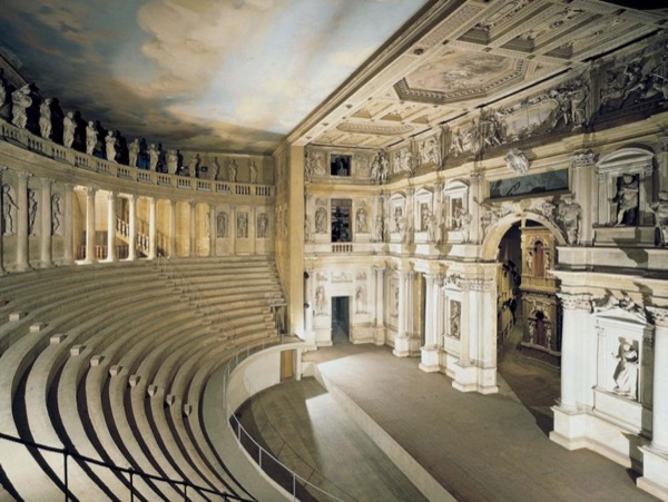 Andrea Palladio and the glory of Renaissance.