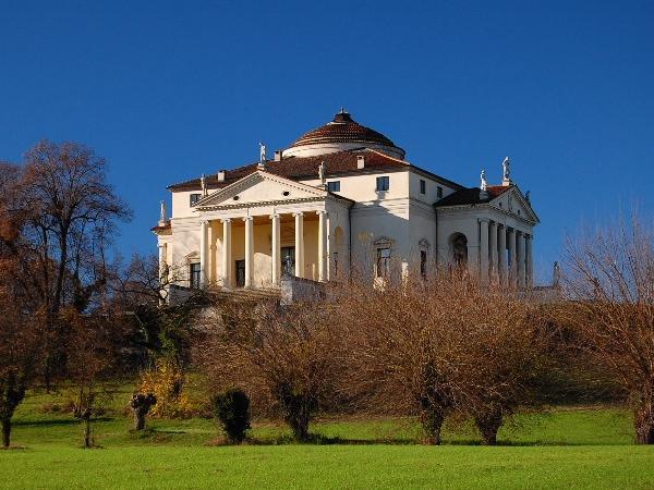 Villa Rotonda and Villa Valmarana