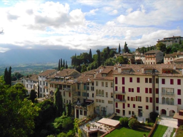 Asolo and the Palladian countryhouses of the Prosecco Road