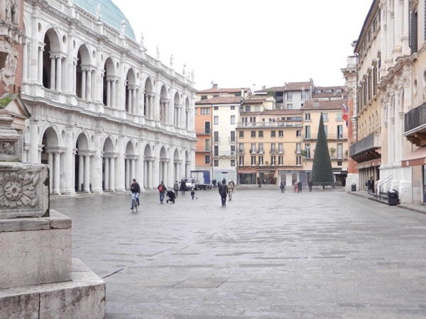 An accessible tour of Vicenza