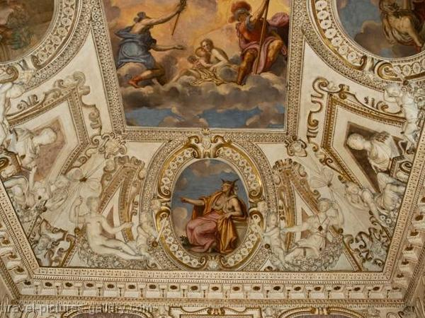 Palladian houses and Art Galleries in Vicenza