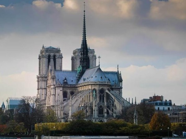 Private tour of Notre Dame and the Ile de la Cite