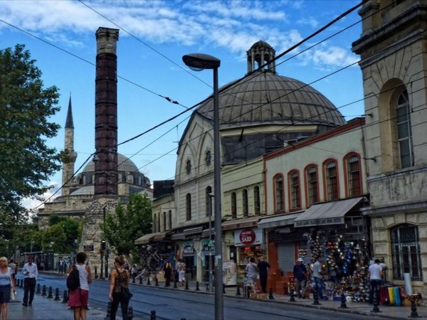 Insiders more in depth Old & New Town Istanbul Private Tour