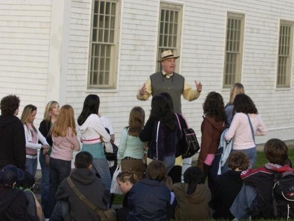 Private WALK of Historic Halifax