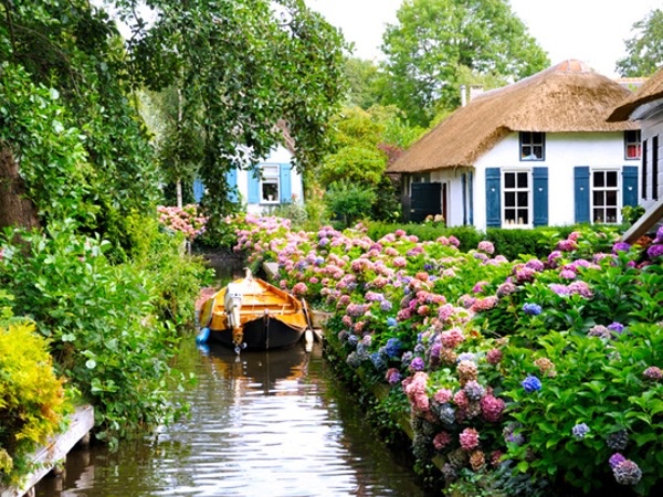 Giethoorn - Customized Private Tour