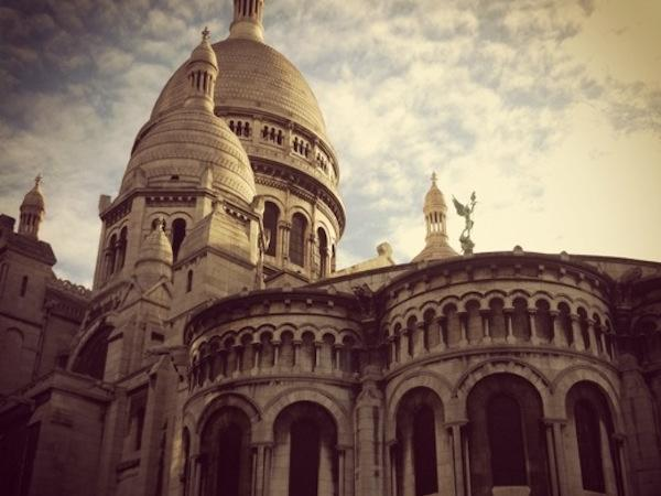 A walk through Northern Paris