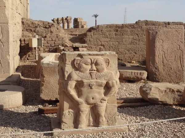 Tour to Dendera (Hathor Temple ) by road or by Nile cruise boat.