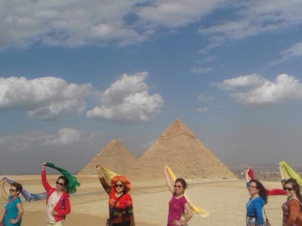 Cairo one day Tour from Hurghada (by Flight)