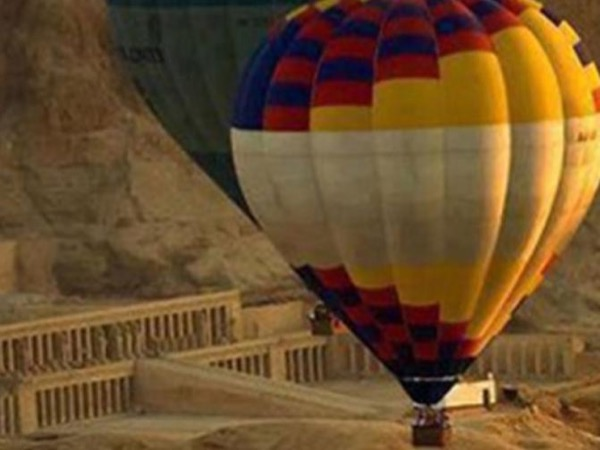 Sunrise Balloon ride followed by a memorable tour in Luxor
