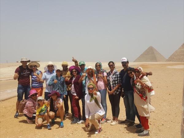 Private tour guide Nahla E.