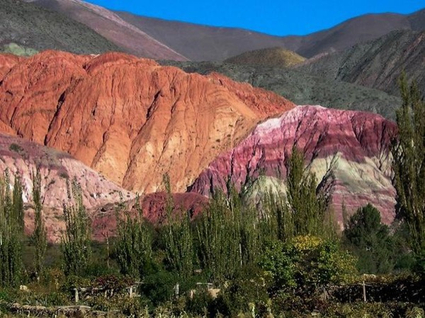 Humahuaca's gorge- Full day with transportation
