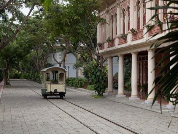 Guayaquil Historical Park