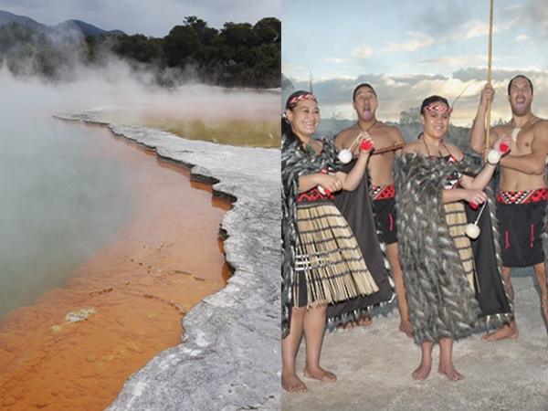 Geothermal Maori Culture Private Tour