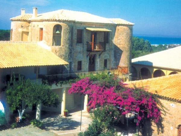 Skafidia Monastery, Chlemoutsi Castle, Kourouta Beach