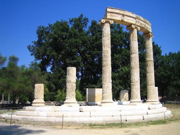 Explore Olympia