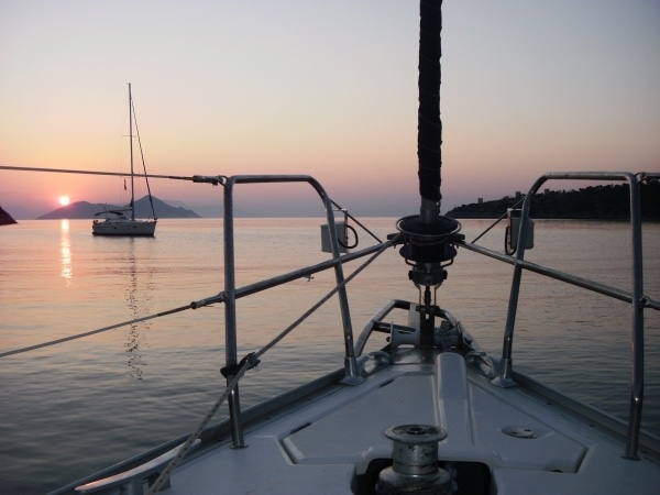3 Days' Olympia Sailing private tour
