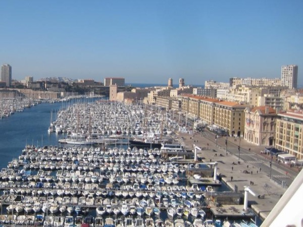Marseille 3 - hour Walking Private Tour
