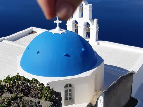 Santorini Tailor Made Private tour for bigger Groups