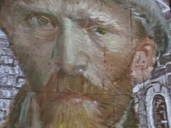 On Van Gogh's path