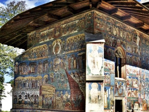 Romanian Unesco Monuments Tour