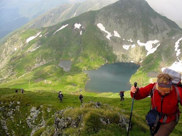 Fagaras Mountains Trekking Tour