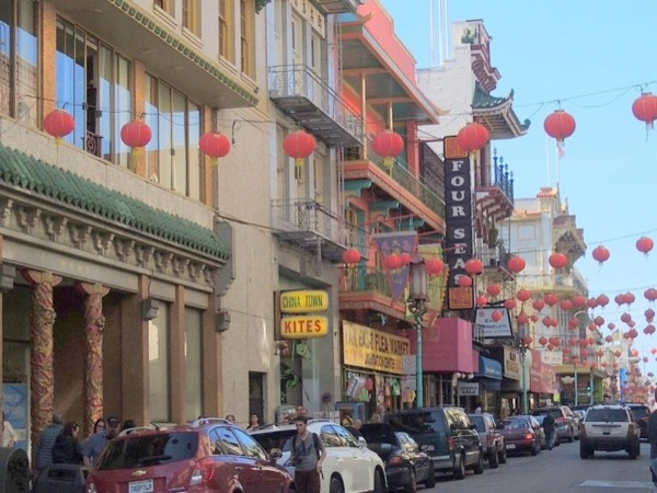 Chinatown--A Walking Tour