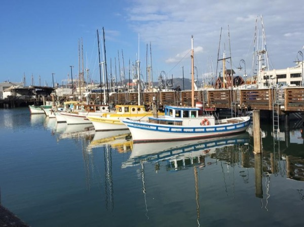 A Walking tour of Fisherman's Wharf