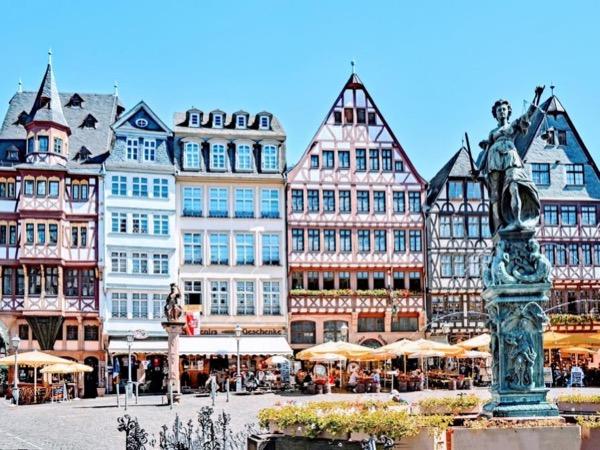 The Frankfurt City Insider Private Tour