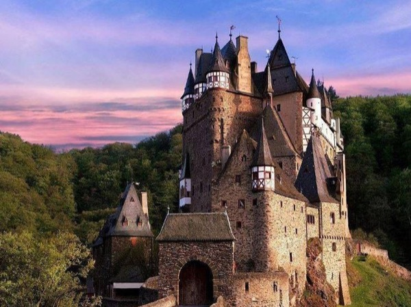 Eltz Castle from Koblenz Private Tour