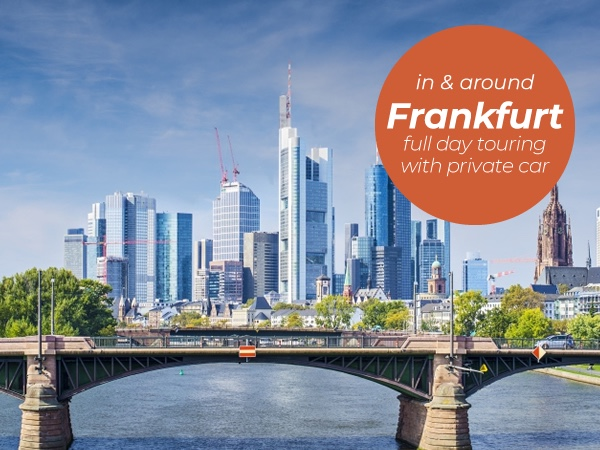 Frankfurt Bespoke Long Layover with Car Service