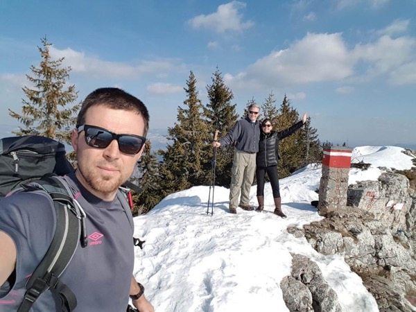 Trebevic Olympic Mountain Hike