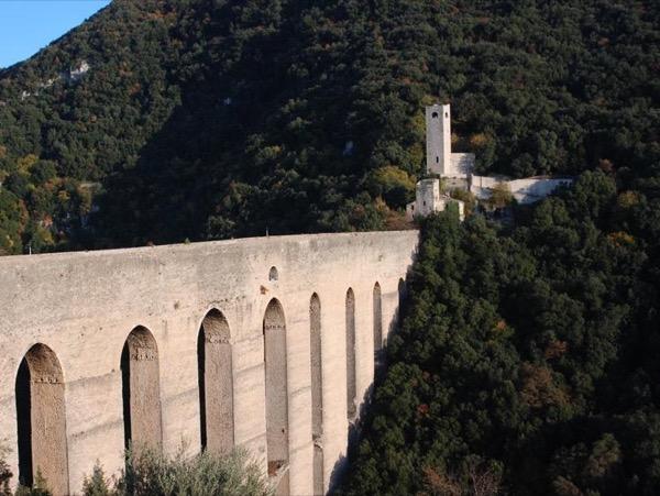 Spoleto and Montefalco