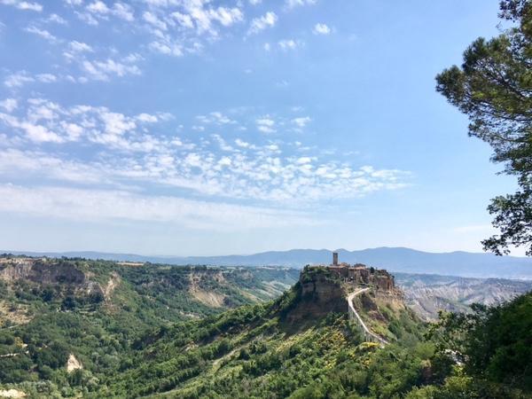 Orvieto, Cività and Bolsena