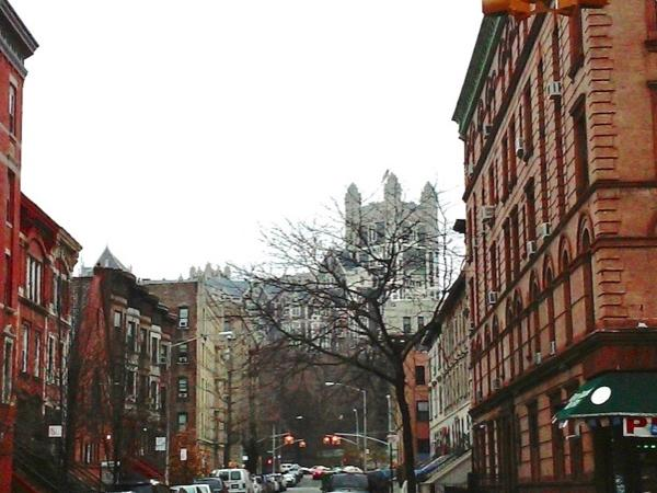 A Drive Through Harlem: Past and Present