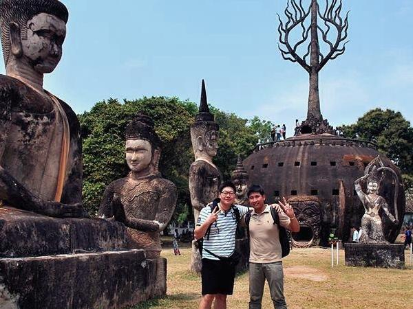 1-Day Vientiane City Tour+Buddha Park