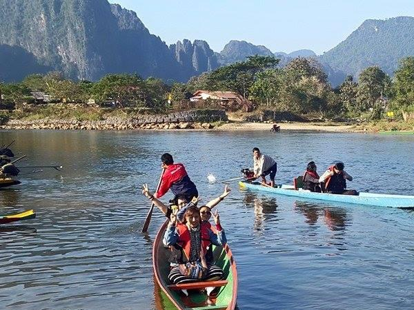 2-Day Vientiane to Vang Vieng