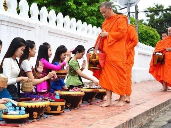 4-Day Vientiane + Luang Prabang