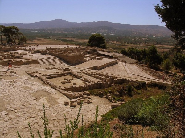 Phaistos Palace - Ag Triada Royal Villa - Roman Gortys - Matala Private Tour