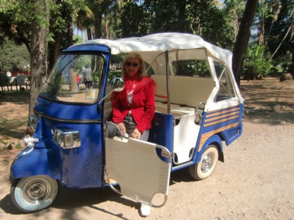 A Fun Trip through Palermo's Culture on a Tuk-Tuk
