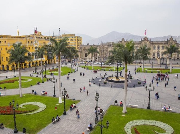 Lima Highlights City Tour & Typical Lunch