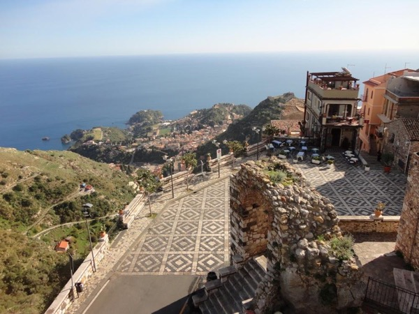 Taormina and Castelmola Tour