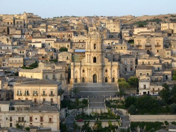 Modica and Cava d'Ispica