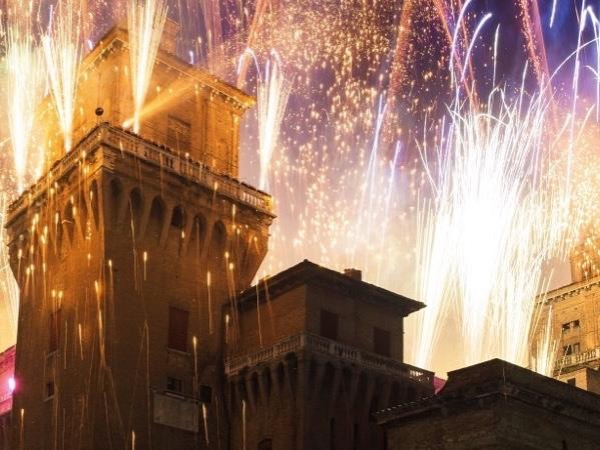 FERRARA: city centre and Este castle guided tour