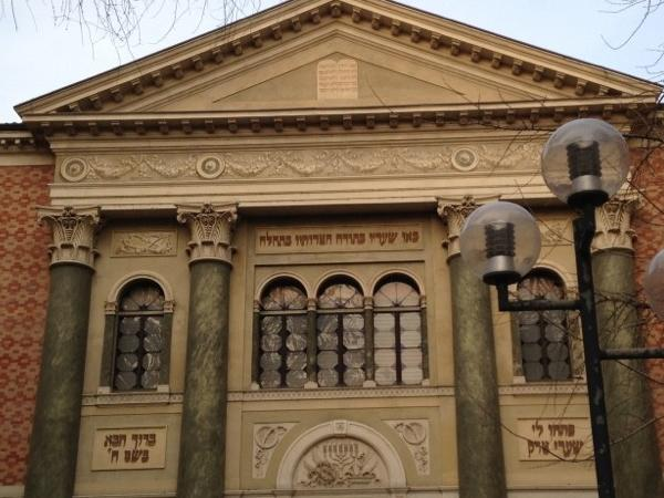 MODENA: Jewish Modena guided tour (city centre, old ghetto and synagogue)