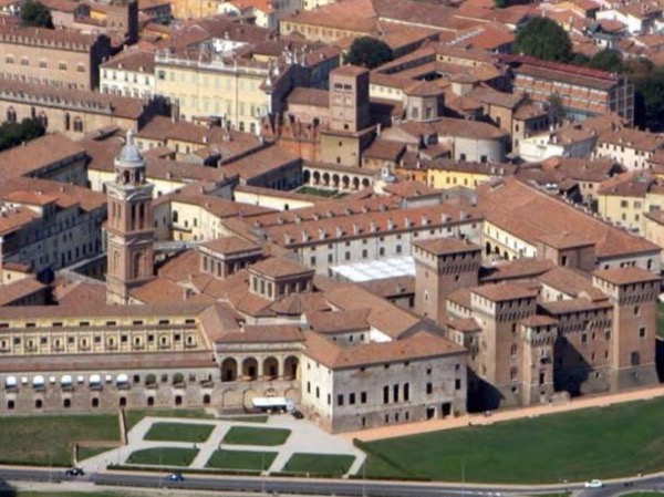 Mantua (It. Mantova) and Sabbioneta guided tour